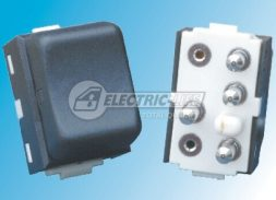 740 Single Switch - 4 Pin