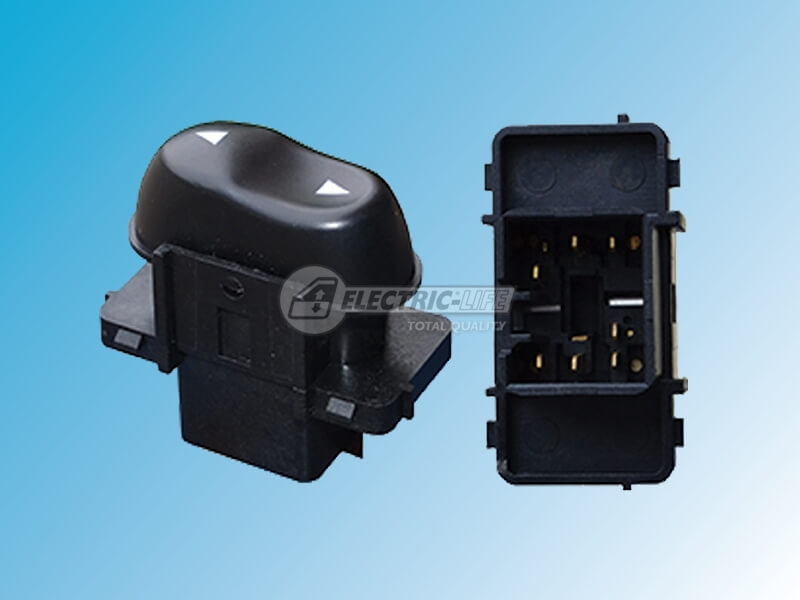 FORD FALCON AU SINGLE (7 Pin) WINDOW SWITCH