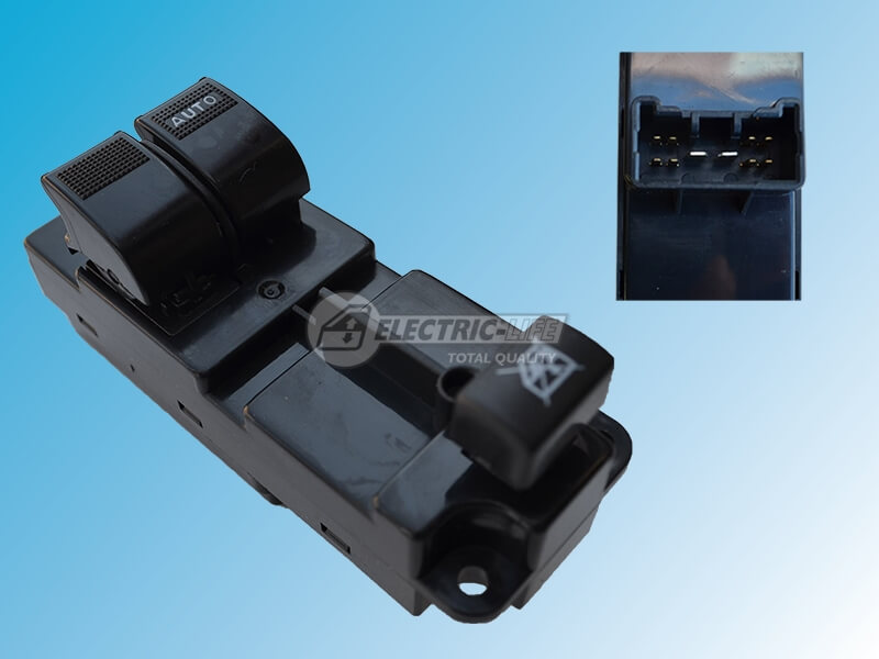 FORD RANGER PJ & PK 01/07>09/11 (2 DOOR) DRIVER SIDE FRONT WINDOW SWITCH (OE # UR87-66350 )