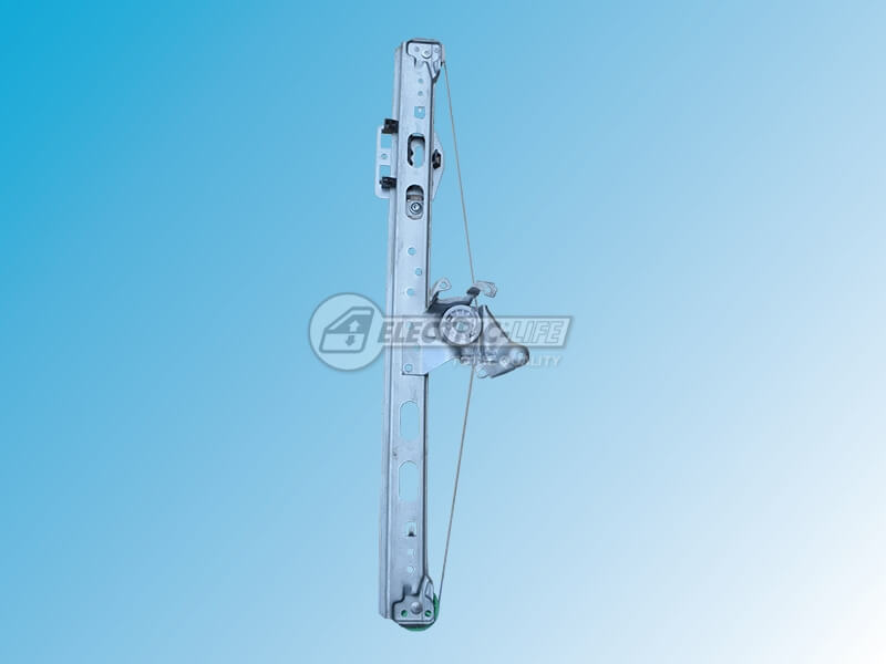 MERCEDES BENZ ML WDC-163 Series 4x4 (VIN starts with 163) DRIVER SIDE REAR WINDOW REGULATOR (OE# 1637301046)
