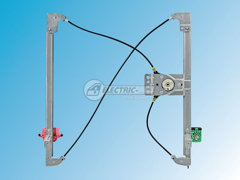 CITROEN Dispatch 08/08> PASSENGER SIDE FRONT WINDOW REGULATOR (OE #9221Z6/9221HG)